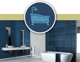 Bathroom fitters Farnham